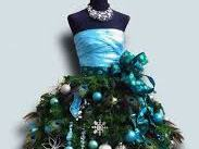 Kerst-couture in Museum Nienoord
