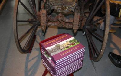 """Jubileumboek """"Een leven vol rijtuigen"""" verschenen"""
