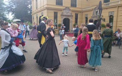 10 juni:  Nienoord doet mee aan landelijke Dag van het Kasteel