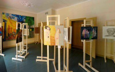 Expo met werk van cliënten van Rinket