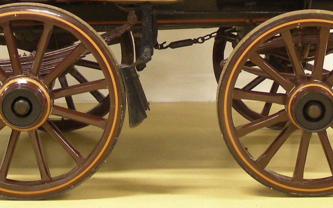 Nieuwe rubriek: Weetjes op wielen