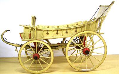 Weetjes op wielen 003: Boerenwagen, je kunt er alle kanten mee op