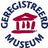 logo geregisteerd museum
