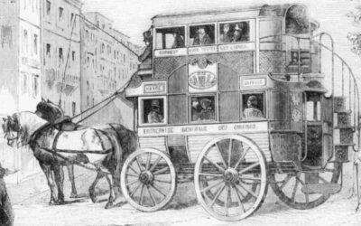 Weetjes op wielen 001: De Omnibus van Stanislas Baudry