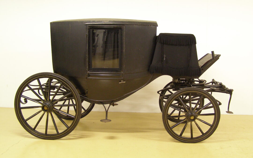 Weetjes op wielen 006: Een lijkwagen met of zonder krans