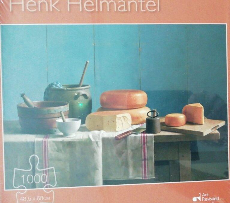 Puzzel Henk Helmantel