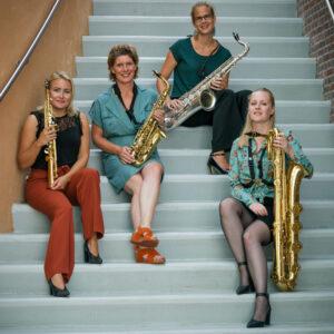 Saxofoonkwartet SAKS